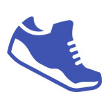 Sprung floor icon
