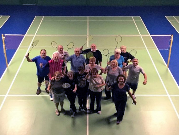 Keenagers | Tyneside Badminton Centre