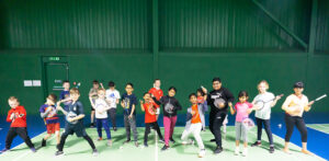 Saturday Smashers | Tyneside Badminton Centre