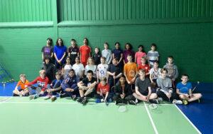 Saturday Sharks | Tyneside Badminton Centre