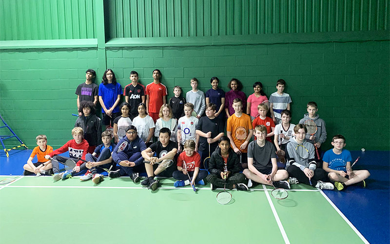 Saturday Sharks | Tyneside Badminton Centre